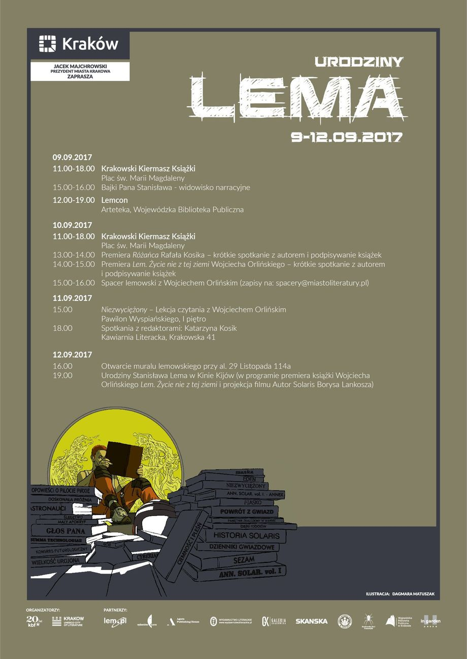Small urodziny lema program